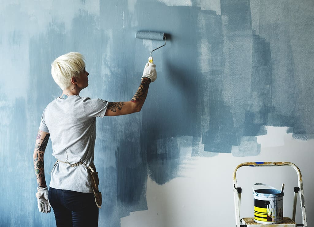 DIY or Hire Residential Painters